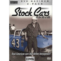 Stock Cars of the 50's & 60's DVD