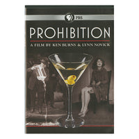 Prohibition PBS Documentary by Ken Burns