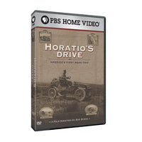 Horatio's' Drive PBS Documentary DVD