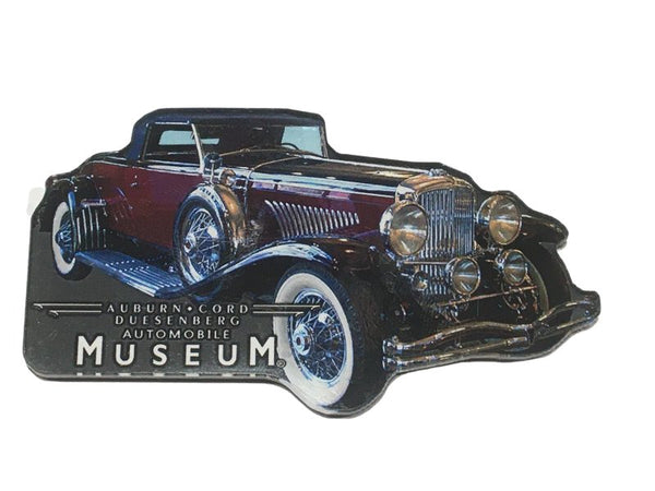 1931 Duesenberg Model J Coupe Magnet