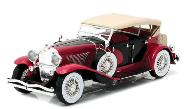 1934 Duesenberg II SJ R/B Limited Edition Model 1:18