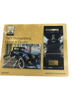 Castle Duesenberg #1 Magnet & Bookmark Set