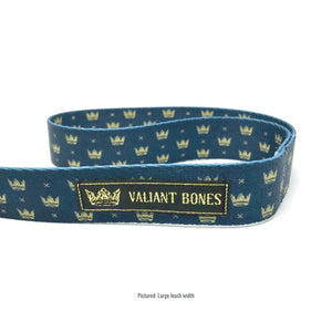 The Valiant Bones Dog Leash (Malibu) - Valiant Bones