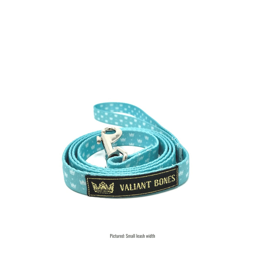 The Valiant Bones Dog Leash (Bora Bora) - Valiant Bones