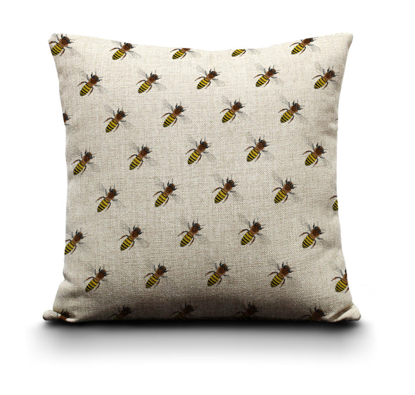 Cushion Cover - Bees