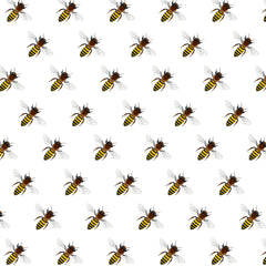RP - Cushion Cover - Bees