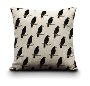 Cushion Cover - Currawong