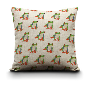 Cushion Cover - Frog