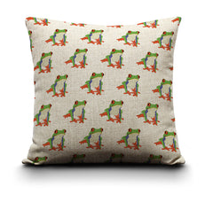 RP - Cushion Cover - Frogs