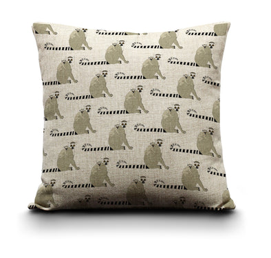 Cushion Cover - Lemur