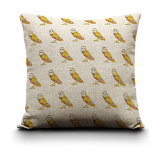 RP - Cushion Cover - Owls