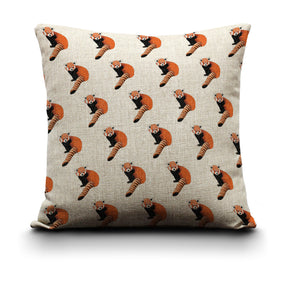 Cushion Cover - Red Panda