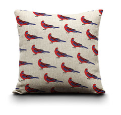 RP - Cushion Cover - Rosellas