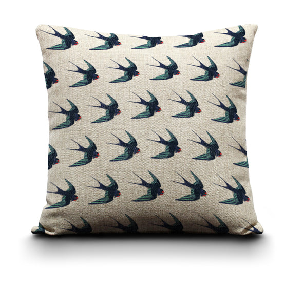 Cushion Cover - Swallow