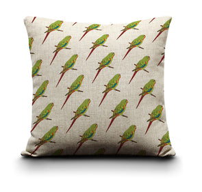 Cushion Cover - Swift Parrot