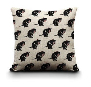 Cushion Cover - Tasmanian Devil