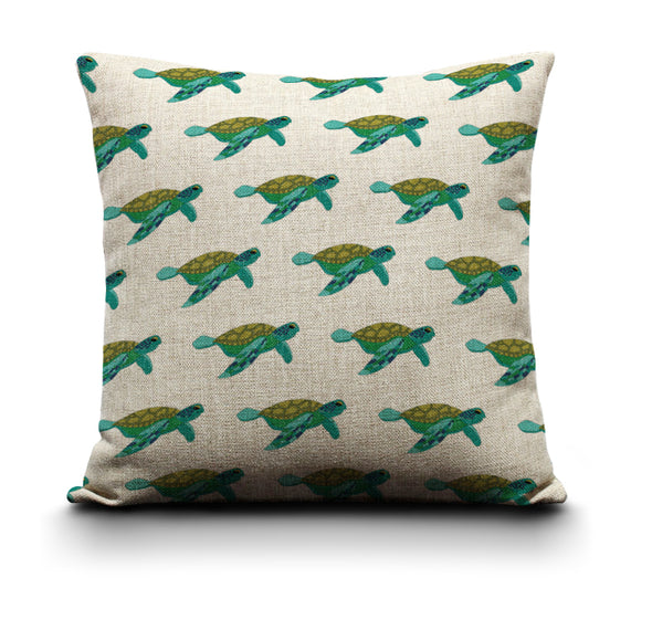 Cushion Cover - Turtle