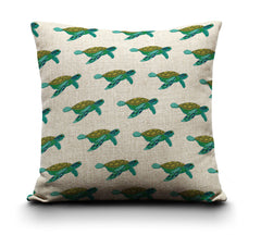 RP - Cushion Cover - Turtle