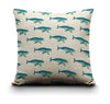 Cushion Cover - Blue Whale