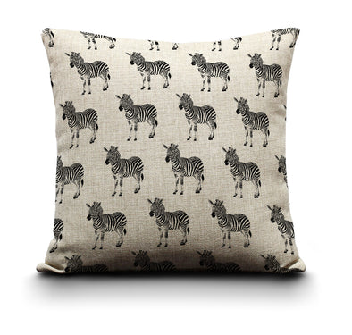 Cushion Cover - Zebra
