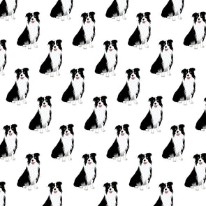 Cushion Cover - Border Collie