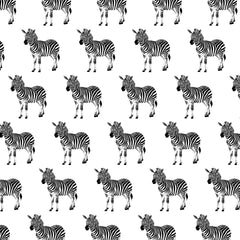 RP - Cushion Cover - Zebras