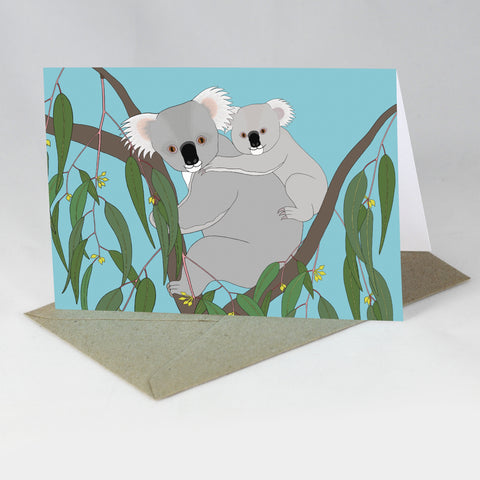 RP - Koala (A-Z of Australian Animals) Card