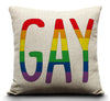 Yay Gay Cushion