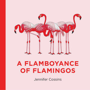 A Flamboyance of Flamingos - Jennifer Cossins