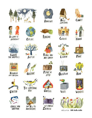 Little Truths - ABCs of Life