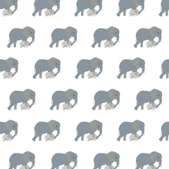 RP - Cushion Cover - Elephant