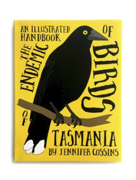 The Endemic Birds of Tasmania SB - Jennifer Cossins