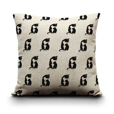 RP - Cushion Cover - Cats