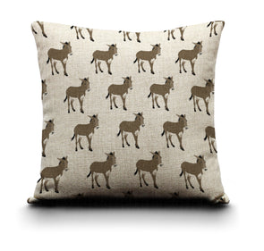 Cushion Cover - Donkey