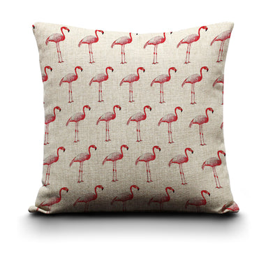 Cushion Cover - Flamingo