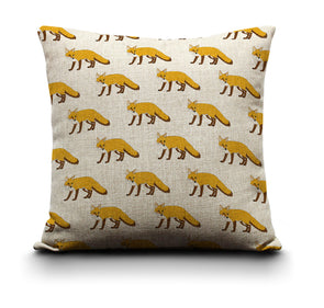 Cushion Cover - Fox