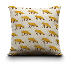 RP - Cushion Cover - Foxes