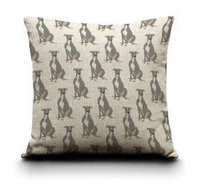 Cushion Cover - Greyhound