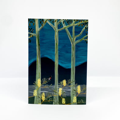 Where the Forest Meets the Sea - TJ Finch Card