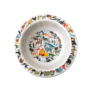 Melamine Bowl - 101 Collective Nouns