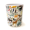 Melamine 3 piece set - 101 Collective Nouns