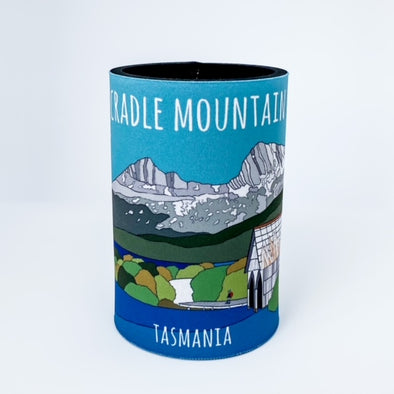 Cradle Mountain Stubby Holder