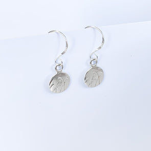 Buttongrrass Dangly Earrings (TJF)