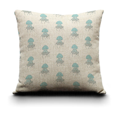 Cushion Cover - Jellyfish
