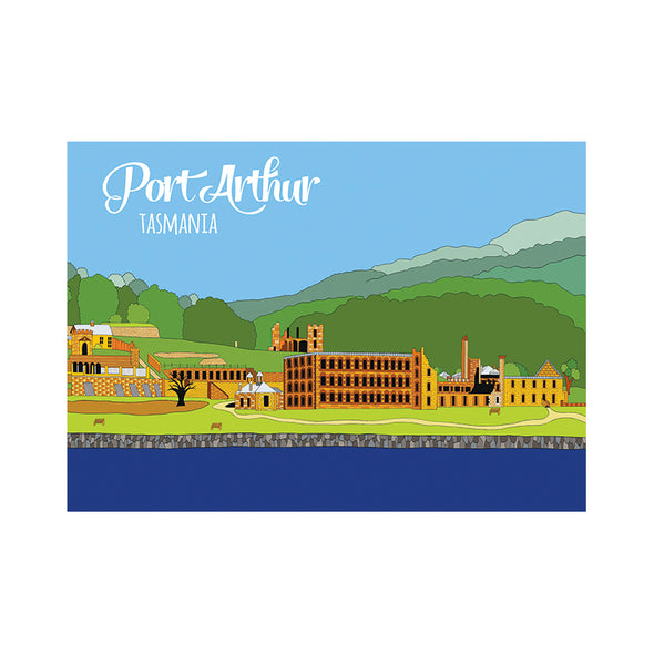Postcard - Port Arthur