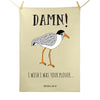 Plover Lover Tea Towel