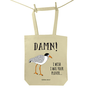 Plover Lover Tote Bag