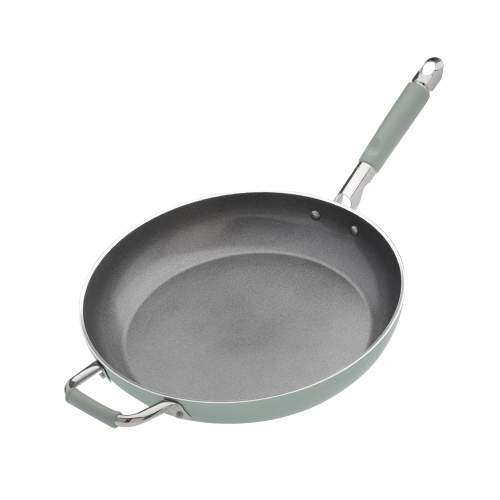 12.5 INCH FRY PAN PERSONALIZED