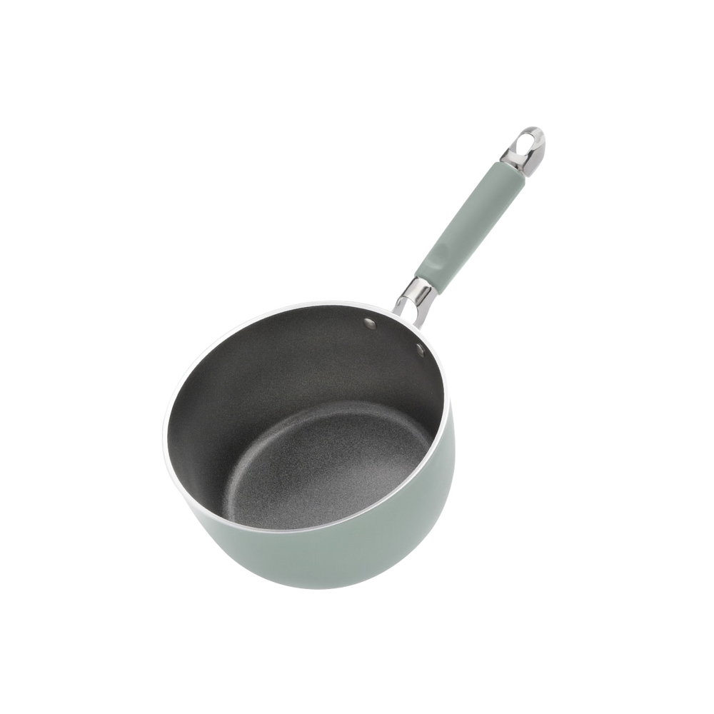 8 INCH NONSTICK SAUCE POT - 1 HANDLE