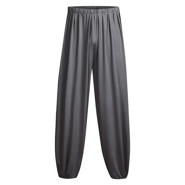 Men's Yoga Morning Exercise Casual Harem Pants
